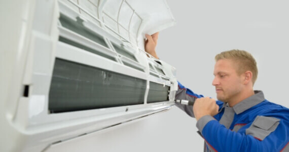 Air Conditioner Installation 1
